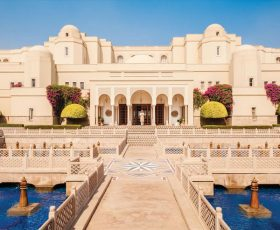 Oberoi-Amarvilas,-Agra,-India